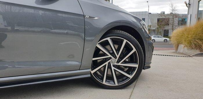 2020 Volkswagen Golf R 7.5 MY20 Four Wheel Drive Grey