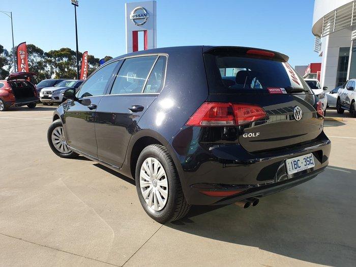 2014 Volkswagen Golf 90TSI 7 MY14 Black