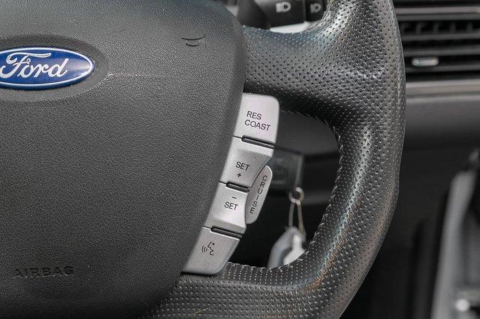 2015 Ford Falcon G6E FG X Silver