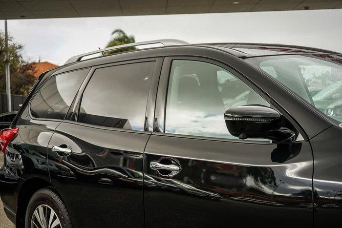 2020 Nissan Pathfinder ST-L R52 Series III MY19 Black