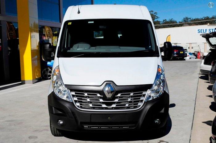 2019 Renault Master X62 White