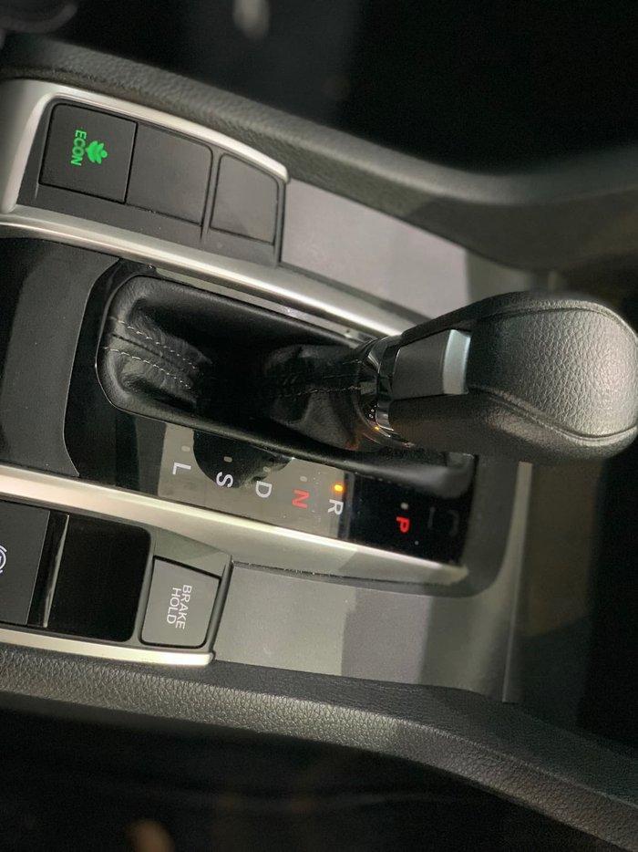 2016 Honda Civic VTi 9th Gen Ser II MY15 Silver