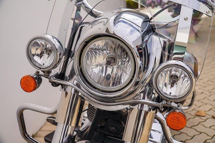 2018 INDIAN SPRINGFIELD null null Silver