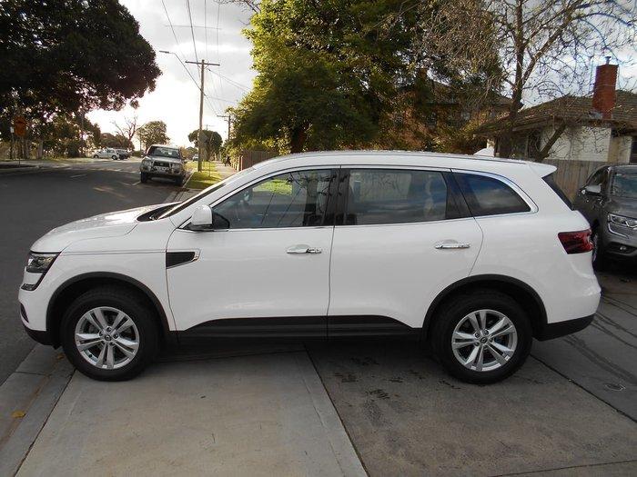 2019 Renault Koleos Life HZG MY20 White