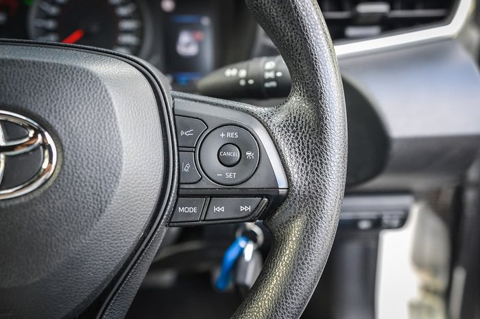 2018 Toyota Corolla Ascent Sport MZEA12R White