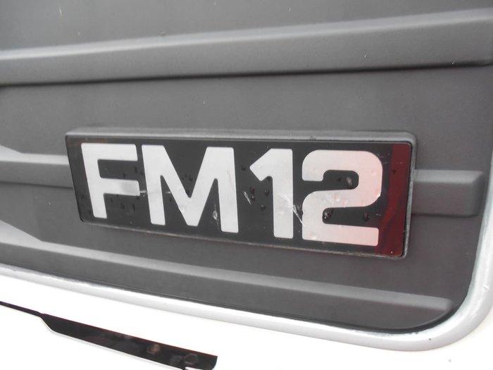 2001 VOLVO FM12 null null White