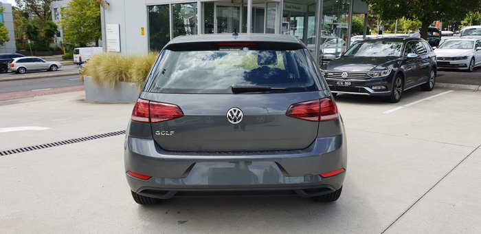2020 Volkswagen Golf 110TSI Trendline 7.5 MY20 Indium Grey