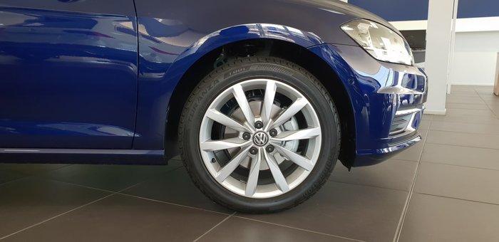 2020 Volkswagen Golf 110TSI Comfortline 7.5 MY20 Blue