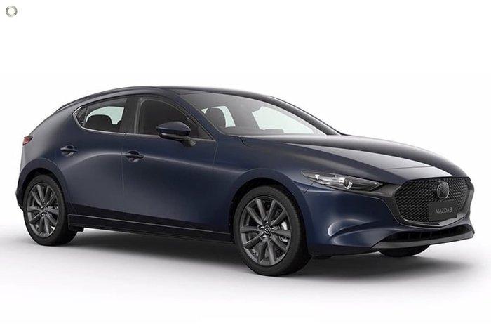2020 Mazda 3 G20 Evolve BP Series Blue