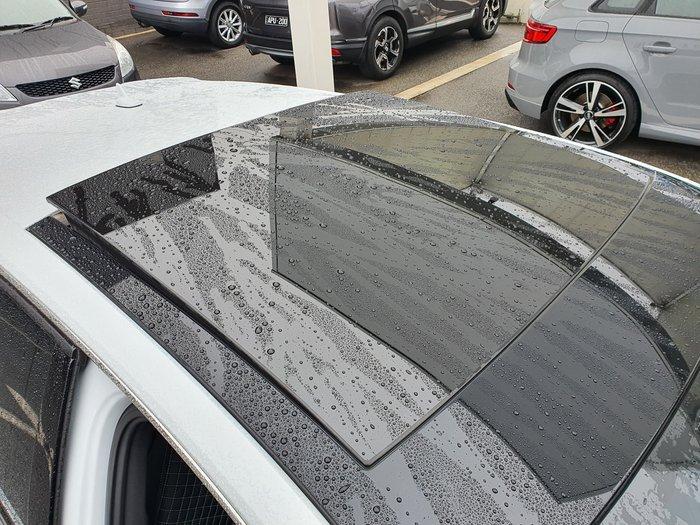 2015 Audi S3 8V MY16 Four Wheel Drive White