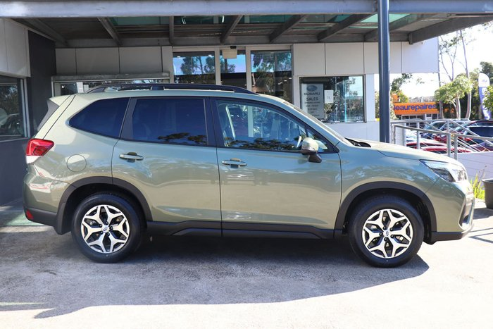 2020 Subaru Forester 2.5i S5 MY20 Four Wheel Drive Green