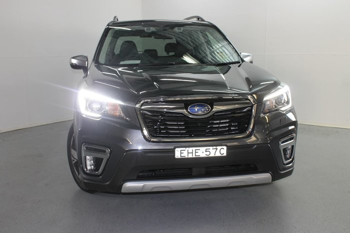 2020 Subaru Forester Hybrid S S5 MY20 Four Wheel Drive Grey