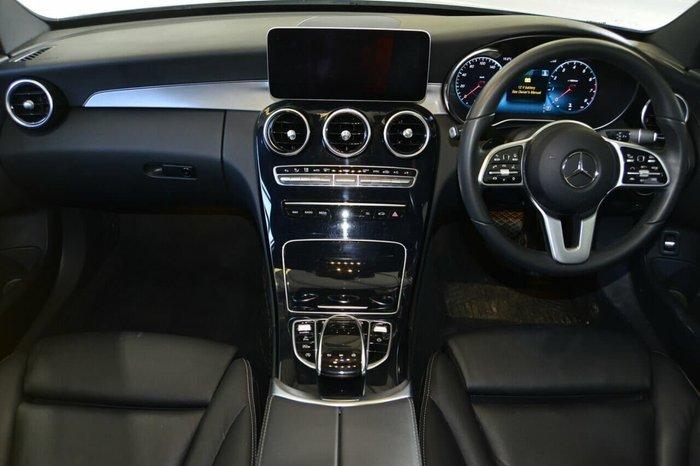 2018 Mercedes-Benz C-Class C300 W205 Silver