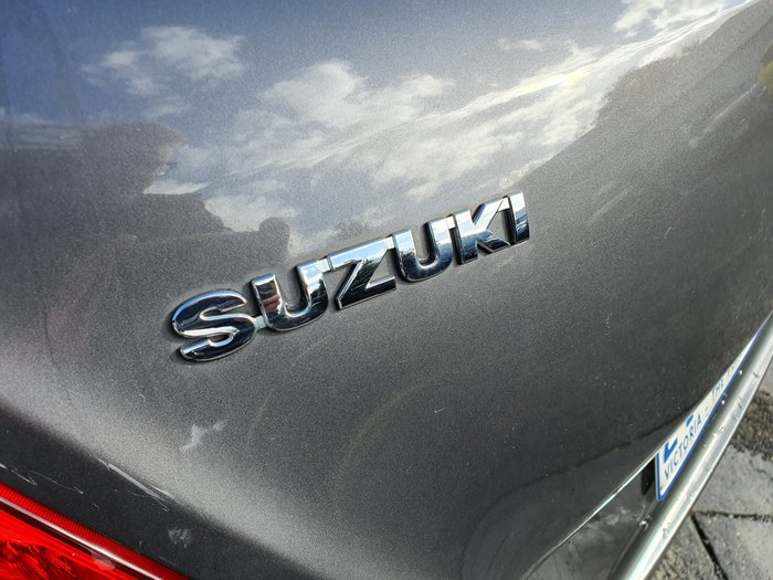 2012 Suzuki Swift GA FZ Grey
