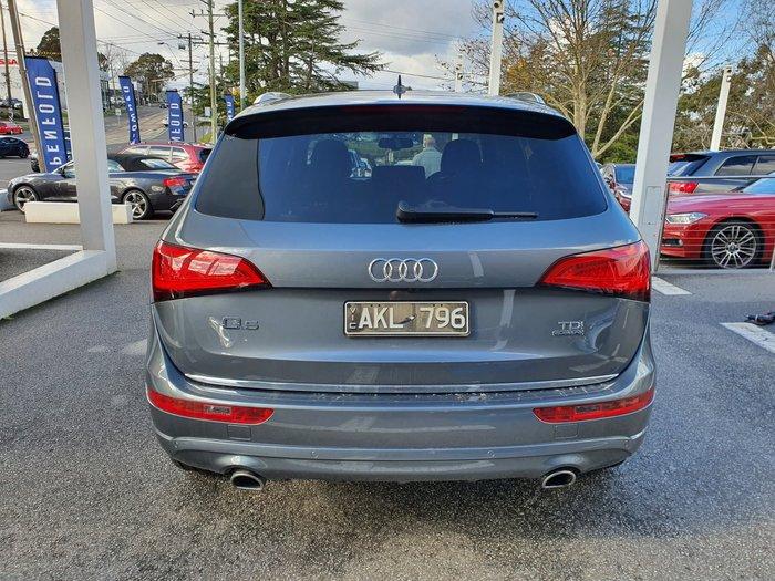 2016 Audi Q5 TDI Sport Edition 8R MY16 Four Wheel Drive Grey