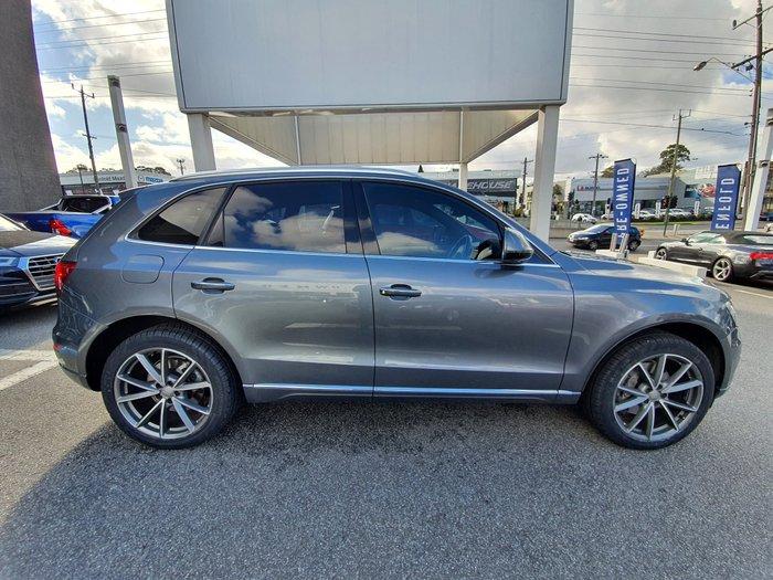 2016 Audi Q5 TDI 8R MY17 Four Wheel Drive Grey