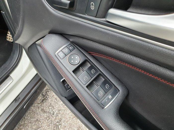 2015 Mercedes-Benz GLA-Class GLA200 CDI X156 White