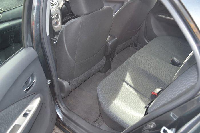 2011 Toyota Yaris YRS NCP93R MY11 Grey