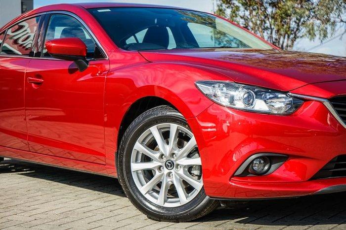 2013 Mazda 6 Sport GJ Red