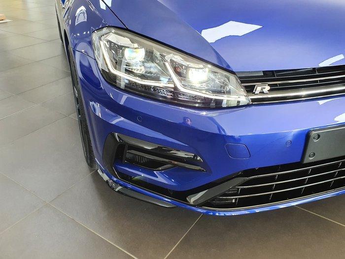 2020 Volkswagen Golf R Final Edition 7.5 MY20 Four Wheel Drive Blue