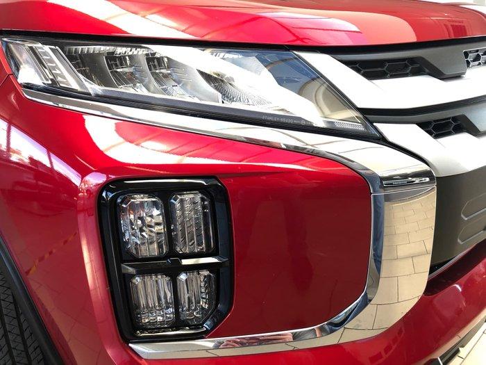 2019 Mitsubishi ASX ES XD MY20 Red