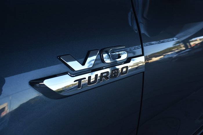 2020 Mercedes-Benz X-Class X350d Power 470 4X4 Dual Range Grey