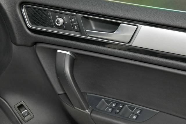 2016 Volkswagen Touareg 150TDI 7P MY17 Four Wheel Drive PURE WHITE