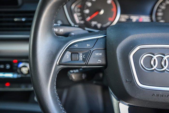 2019 Audi Q5 45 TFSI design FY MY19 4X4 On Demand Grey