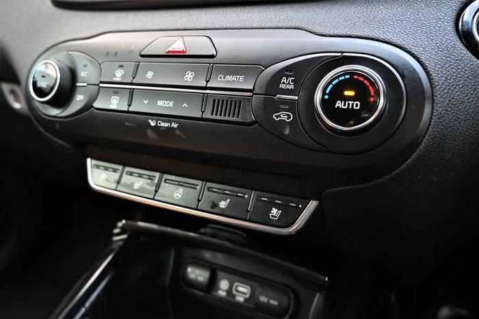 2016 Kia Sorento GT-Line UM MY17 4X4 On Demand Black