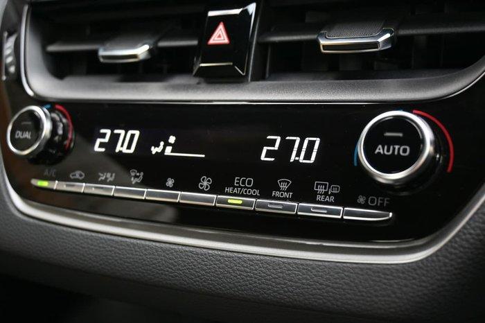 2020 Toyota Corolla Ascent Sport Hybrid ZWE211R White