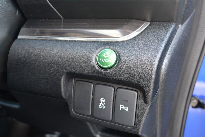 2014 Honda CR-V VTi-L RM Series II MY16 Blue