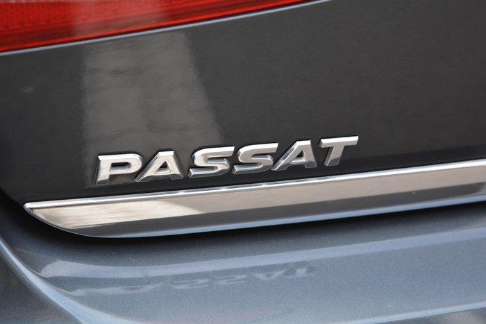 2014 Volkswagen Passat 118TSI Type 3C MY14.5 Grey