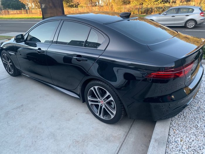 2019 Jaguar XE P300 R-Dynamic SE X760 MY20 Black