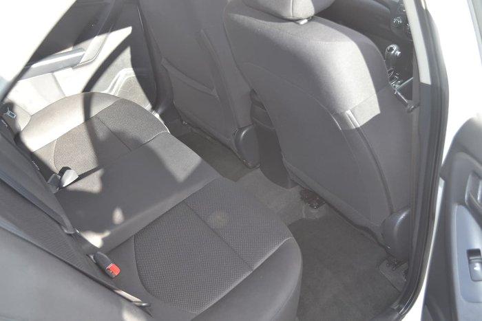 2011 Kia Cerato S TD MY12 White