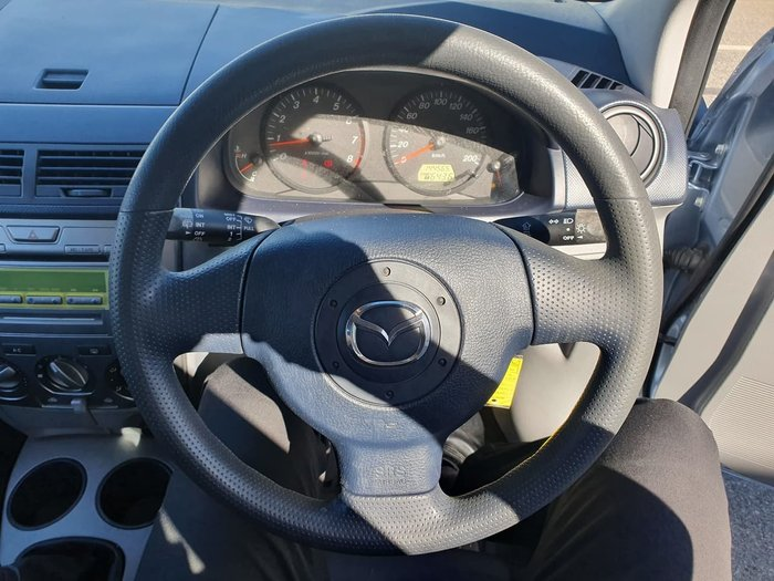 2004 Mazda 2 Neo DY Series 1 Blue