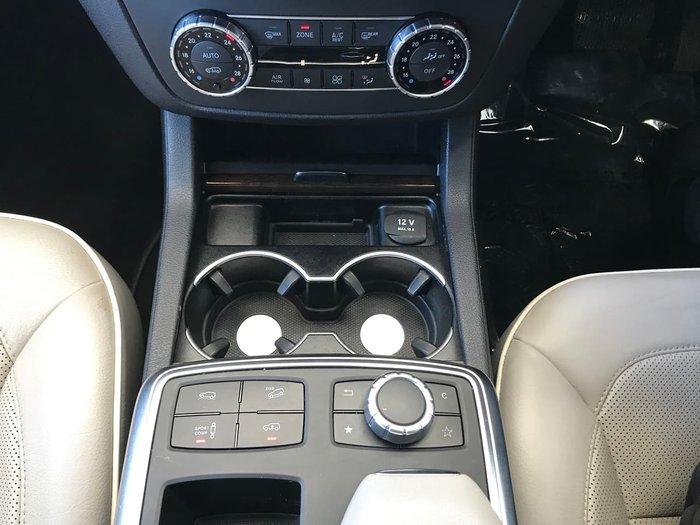 2013 Mercedes-Benz GL-Class GL350 BlueTEC X166 4X4 Constant Grey