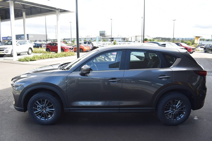 2020 Mazda CX-5 Maxx Sport KF Series 4X4 On Demand Grey
