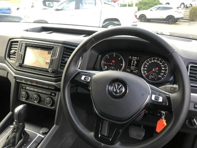 2019 Volkswagen Amarok TDI550 Highline 2H MY19 4X4 Constant INDIUM GREY METALLIC