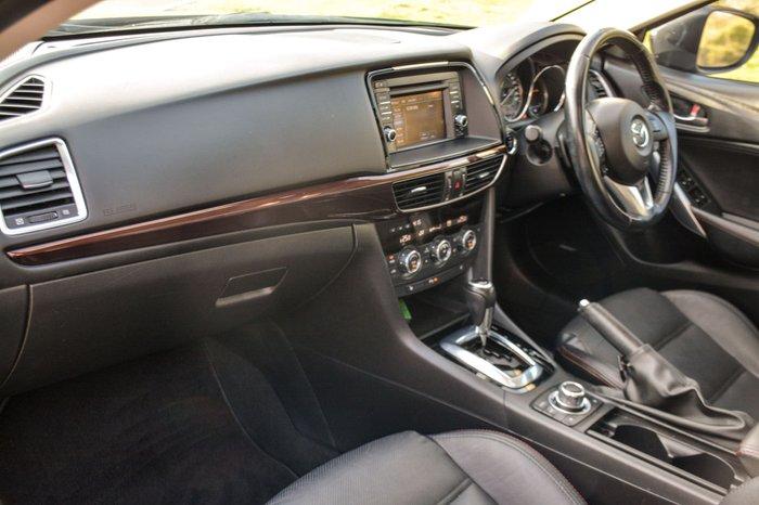 2013 Mazda 6 Atenza GJ Black