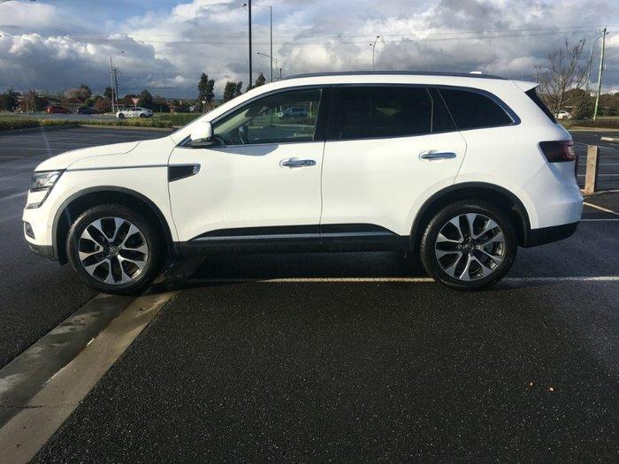 2019 Renault Koleos Intens HZG SOLID WHITE