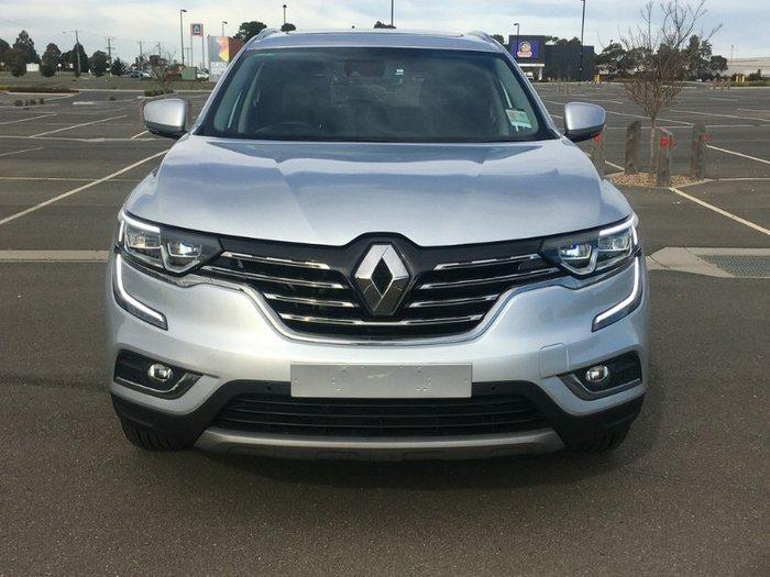 2018 Renault Koleos Intens HZG Four Wheel Drive ULTRA SILVER