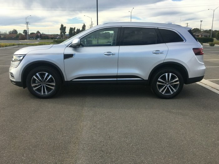 2018 Renault Koleos Intens HZG Four Wheel Drive ULTRA SILVER
