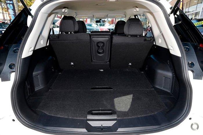2020 Nissan X-TRAIL ST T32 Series III MY20 4X4 On Demand White