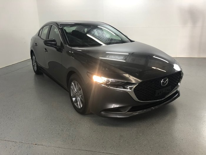 2020 Mazda 3 G20 Pure BP Series Grey