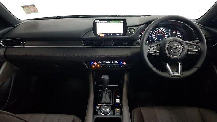 2020 Mazda 6 Atenza GL Series Grey