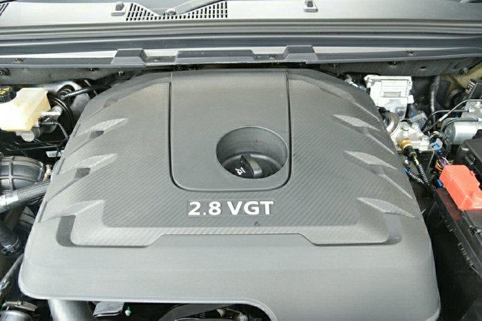 2020 LDV T60 LUXE SK8C 4X4 Dual Range METAL BLACK