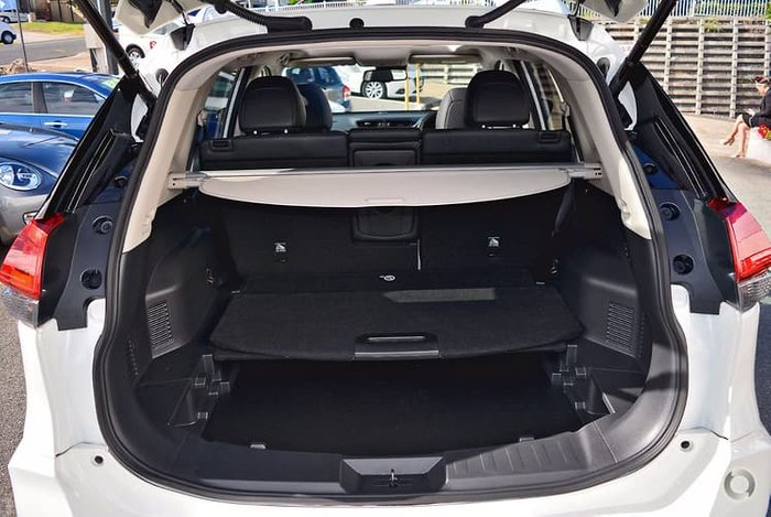 2020 Nissan X-TRAIL Ti T32 Series II 4X4 On Demand White