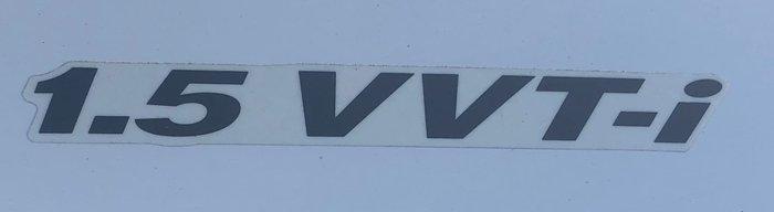 2006 Toyota Yaris YRS NCP93R White