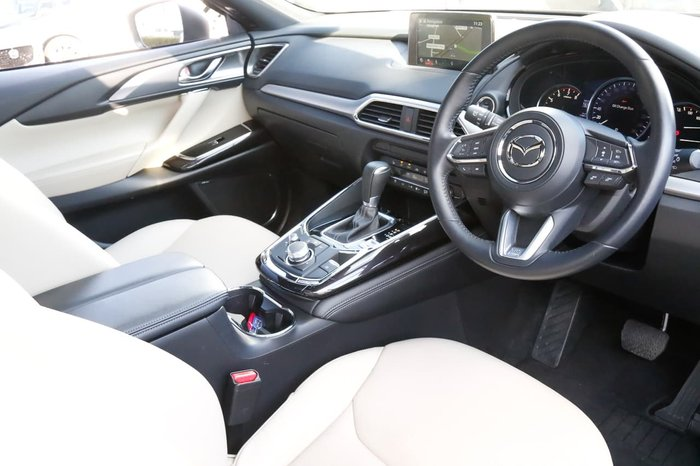 2019 Mazda CX-9 Azami TC 4X4 On Demand Grey