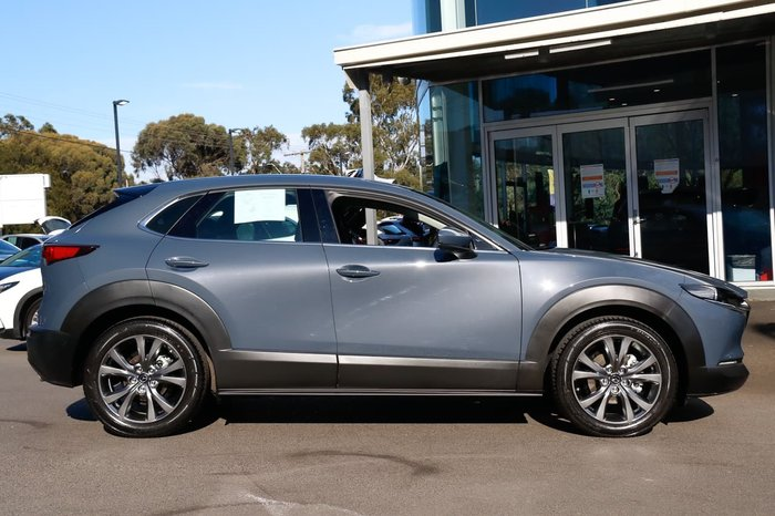 2019 Mazda CX-30 G20 Astina DM Series Grey
